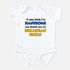 Handsome Ukrainian Uncle Infant Bodysuit