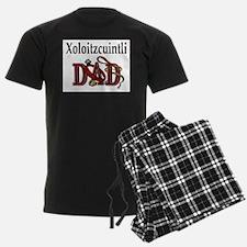 Xoloitzcuintli Dad Pajamas