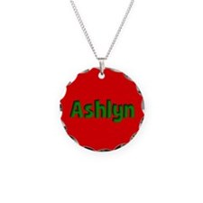 Ashlyn Red and Green Necklace