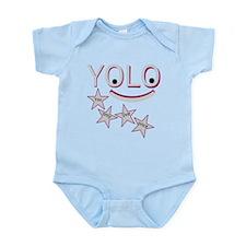 Happy Yolo Infant Bodysuit