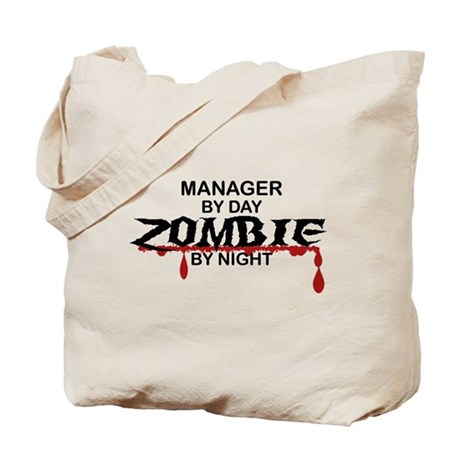 Manager Zombie Tote Bag