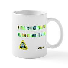 Tell Ecerything Mug