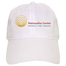 Mahasukha Logo with Title Baseball Cap