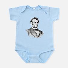 President Lincoln Infant Bodysuit