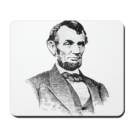President Lincoln Mousepad