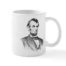 President Lincoln Small Mug