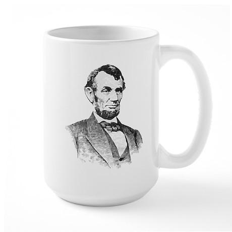 President Lincoln Large Mug