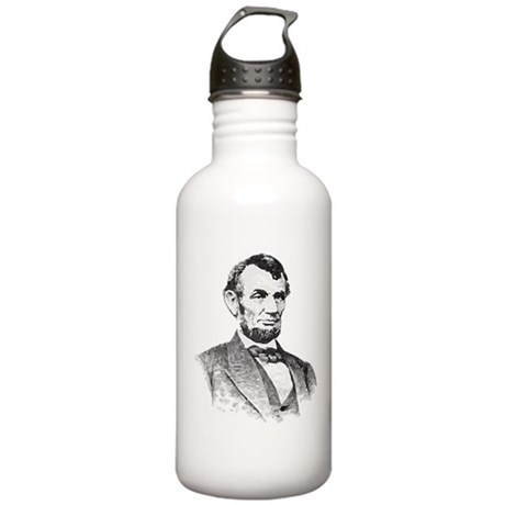 President Lincoln Stainless Water Bottle 1.0L