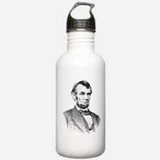 President Lincoln Water Bottle