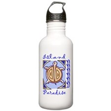 Island Paradise Water Bottle