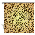 Leopard Spots Shower Curtain