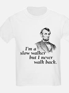Im A Slow Walker T-Shirt