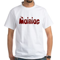 Christmas Mainiac Shirt