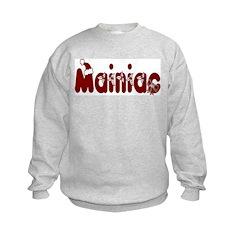 Christmas Mainiac Sweatshirt