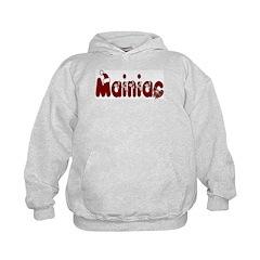 Christmas Mainiac Hoodie