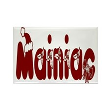 Christmas Mainiac Magnets (10 pack)