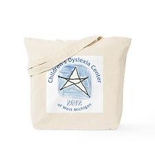 Children's Dyslexia Center Ornament 2012 Tote Bag