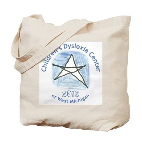 Children's Dyslexia Center Ornament 2012 Tote Bag