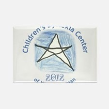 Children's Dyslexia Center Ornament 2012 Rectangle