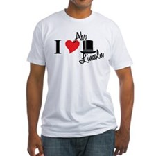 I Love Abe Lincoln Shirt