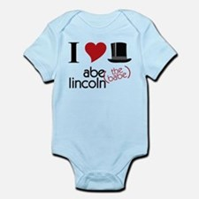 Abe The Babe Infant Bodysuit