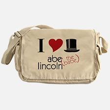 Abe The Babe Messenger Bag