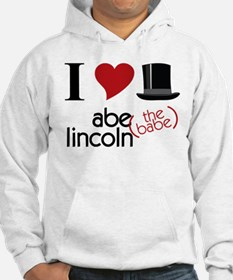 Abe The Babe Hoodie