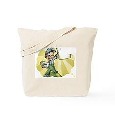 Paperboy/Fly Tote Bag