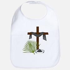 Forgiveness Cross Bib