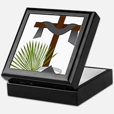 Forgiveness Cross Keepsake Box