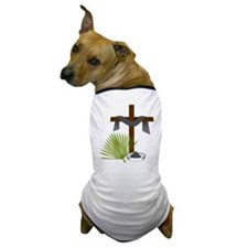 Forgiveness Cross Dog T-Shirt