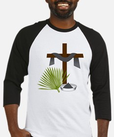 Forgiveness Cross Baseball Jersey