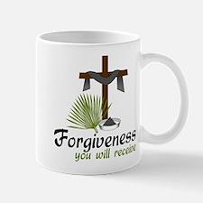 Forgiveness You Will Receive Mug