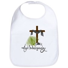 Ash Wednesday Bib