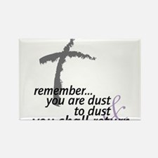Dust To Dust Rectangle Magnet