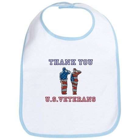 Thanks to our U.S. Vets Bib