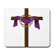 Season Of Lent Cross Mousepad