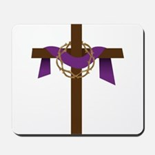 Season Of Lent Cross Mousepad