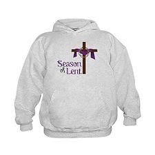 Season Of Lent Hoodie