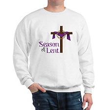 Season Of Lent Sweatshirt