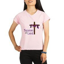 Season Of Lent Performance Dry T-Shirt