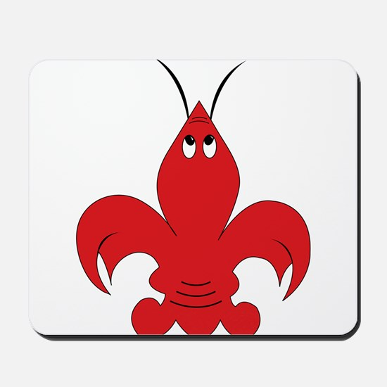 Got Crabs Cajun Mousepad