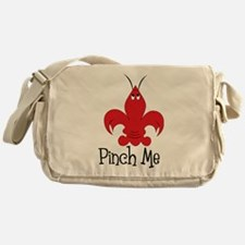 Pinch Me Messenger Bag