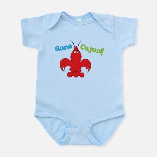 Gone Cajun Infant Bodysuit