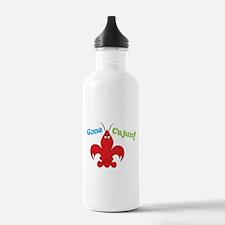 Gone Cajun Sports Water Bottle
