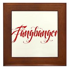 Fangbanger Framed Tile
