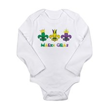 Mardi Gras Royalty Party New Orleans Baby Outfits