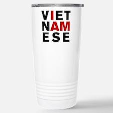 I AM VIETNAMESE Travel Mug