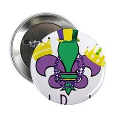 "Got Beads 2.25"" Button"