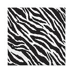 Zebra Stripes Queen Duvet